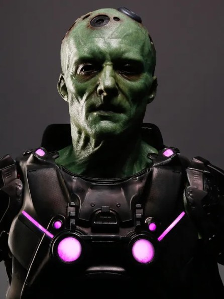 Krypton's Brainiac