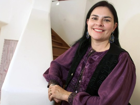 "Diana Gabaldon is known for her best-selling 1991 novel, ""Outlander."""