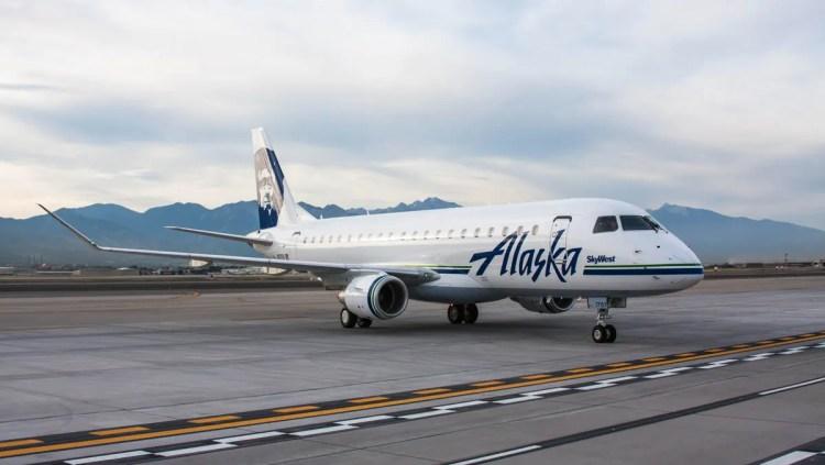 Alaska Air's Horizon places big order for Embraer E175 jets