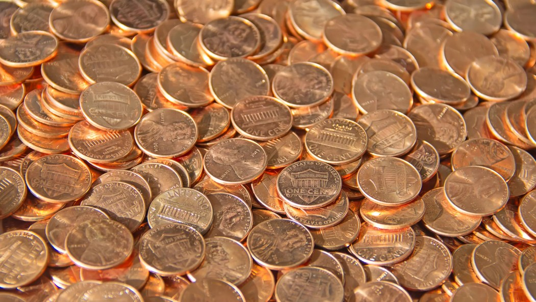 Ally Bank places 'lucky pennies' in Detroit worth $1,000 each