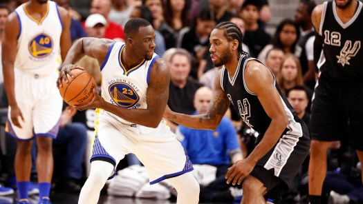 Warriors beat Spurs, have 72 wins, need 1 for history