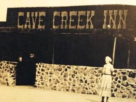 Cave Creek/Black Mountain Store (1928): Located across