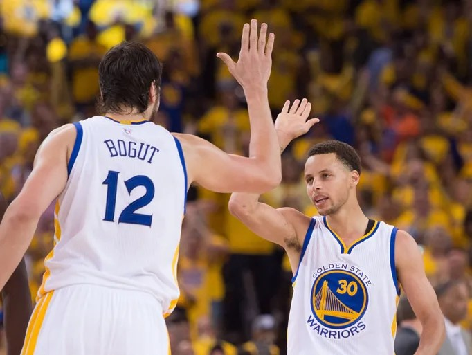 Game 2 in Oakland: Warriors 97, Pelicans 87 -- Stephen