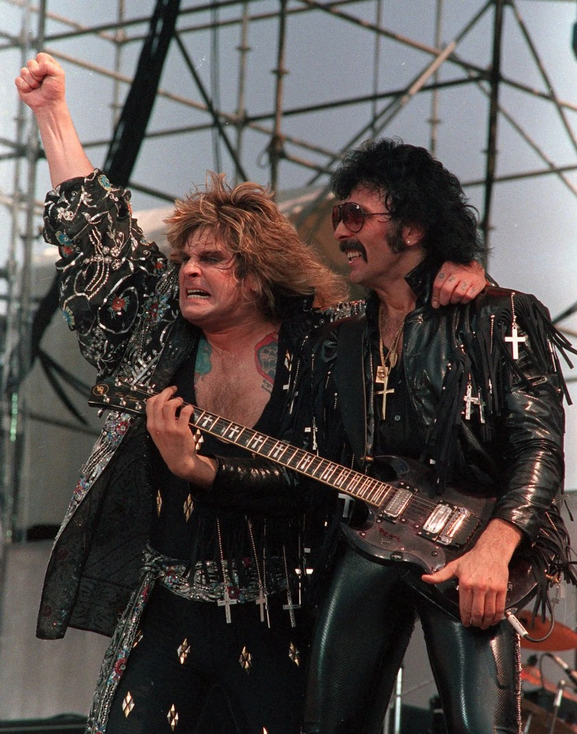"""Black Sabbath's Tony Iommi elaborated on Osbourne's wild behavior in a 1992 interview with Guitar World. """"We were all in an elevator in this real plush hotel, and Ozzy decides to (relieve himself). As he's doing it, the elevator is going down to the reception floor. The door opens suddenly – and there's Ozzy with his pants around his knees. And all these people in fur coats are just staring at him with their mouths open."""""""
