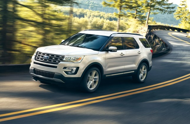 Hand injuries in 2017 Ford Explorer trigger recall of 338,332 SUVs