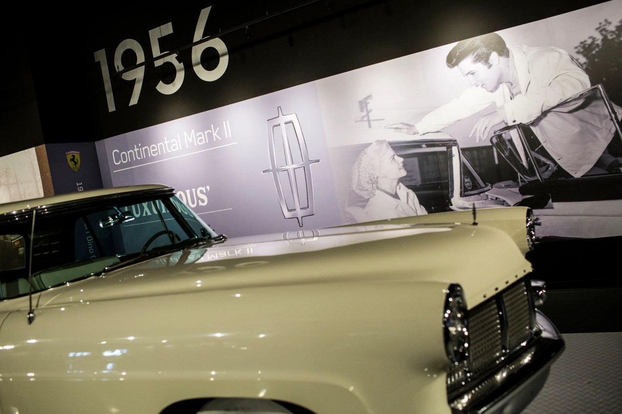 March 2, 2017: Scenes from the grand opening of Elvis Presley's Memphis, which includes Presley Motors Automobile Museum.
