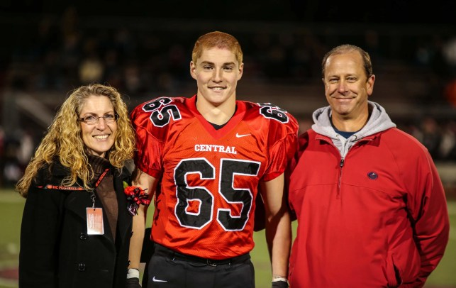 Tim Piazza: Penn State fraternity member given house arrest, probation in hazing death