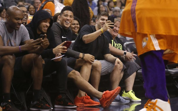 Image result for Devin Booker phoenix mercury