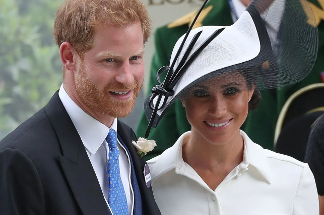 Duchess Meghan's dad says he lied to Prince Harry about those faked photos