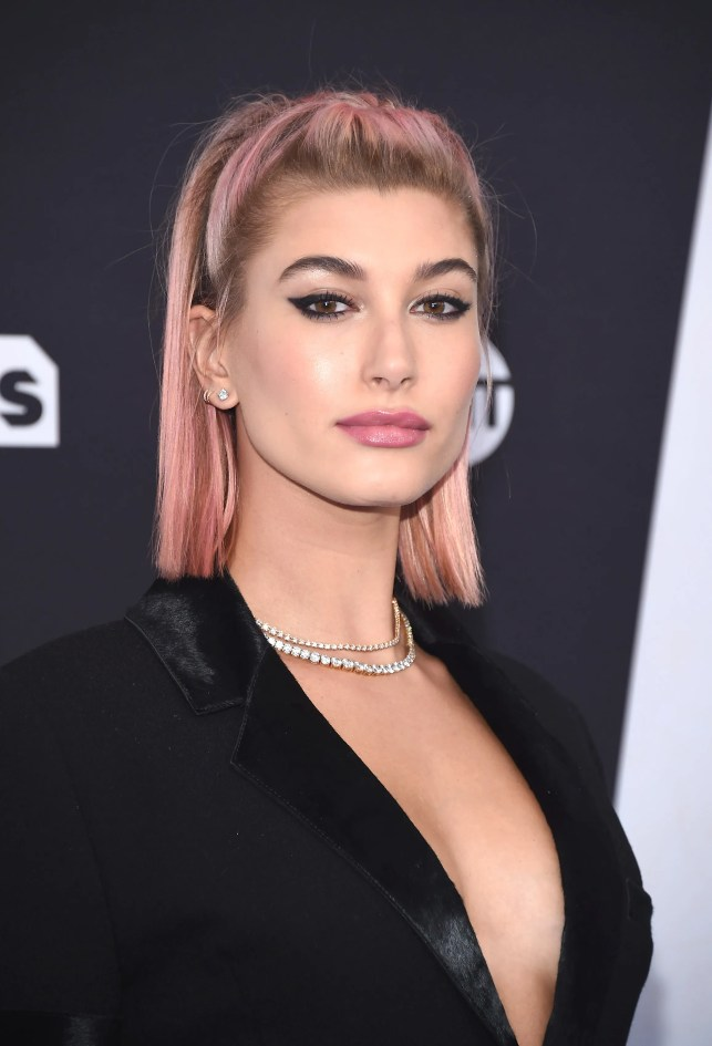 Hailey Baldwin shows off massive engagement ring from fiancé Justin Bieber