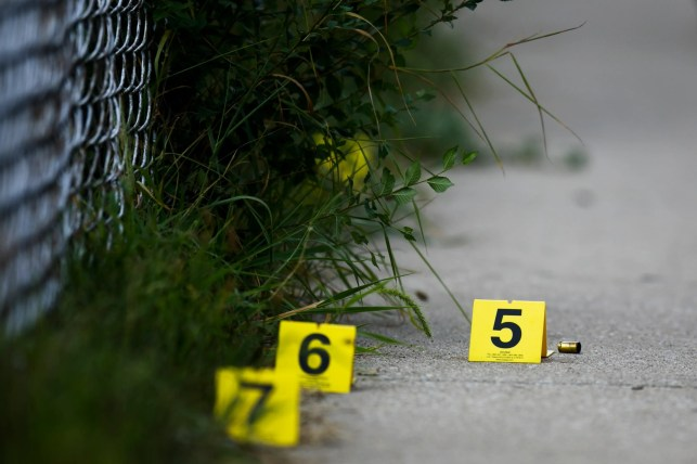 At least 72 shot, 13 killed in Chicago over violent summer weekend, police department says