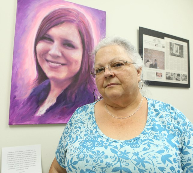 One year after Charlottesville tragedy, Heather Heyer's mom talks about daughter's death