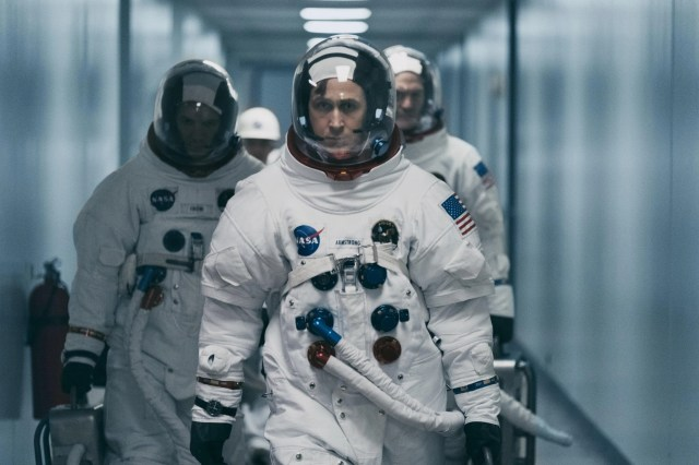 B9334246838Z.1_20181011172119_000_G6DN42BCA.1-0 Now playing: 'First Man,' an intense look at Neil Armstrong and Apollo 11's trek to the moon