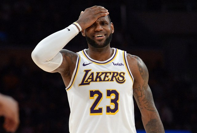 sp-nba_-sacramento-kings-at-los-angeles-lakers Lakers are shutting down LeBron James for rest of the season