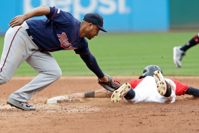 Indians trim Twins 7-5 to salvage AL Central series finale
