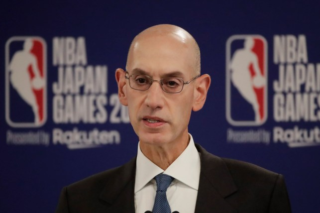 Opinion: Adam Silver shows NBA will only go so far in making nice with China