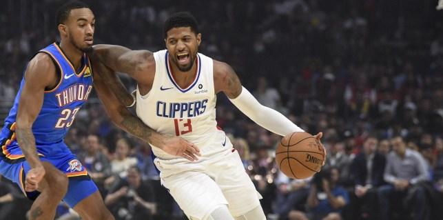 Kawhi Leonard, Paul George to make Clippers debut together against Celtics