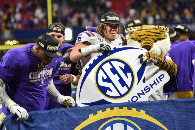 SEC gives go-ahead for athletes to resume on-campus workouts June 8