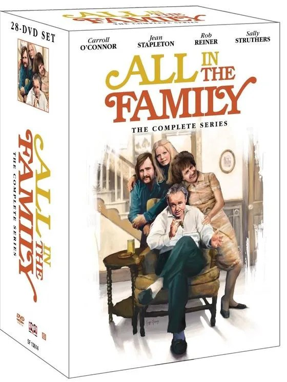 Shout! Factory presents 'All in the Family'