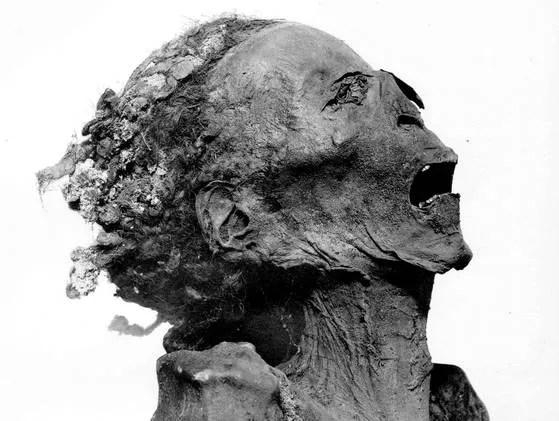 Momia Aullante