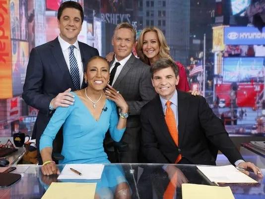Robin Roberts Returns to GMA
