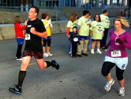 Brian Mansfield Running
