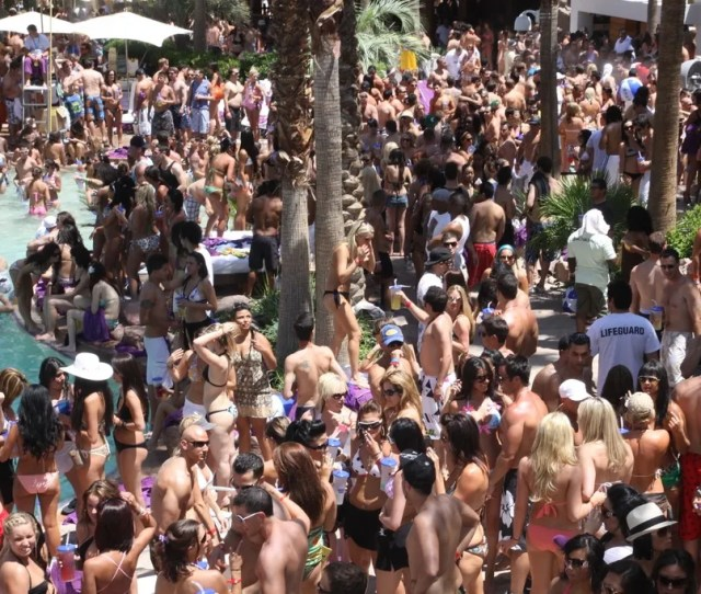 Flesh And Booze Wildest Spring Break Spots