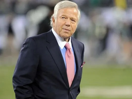 Robert Kraft releases a statement to cover-up is comments on Russian President Vladimir Putin stealing his Super Bowl ring.