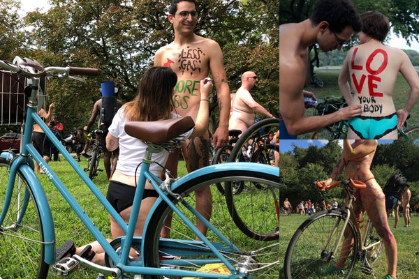 Philly Naked Bike Ride requires masks on Philadelphia route