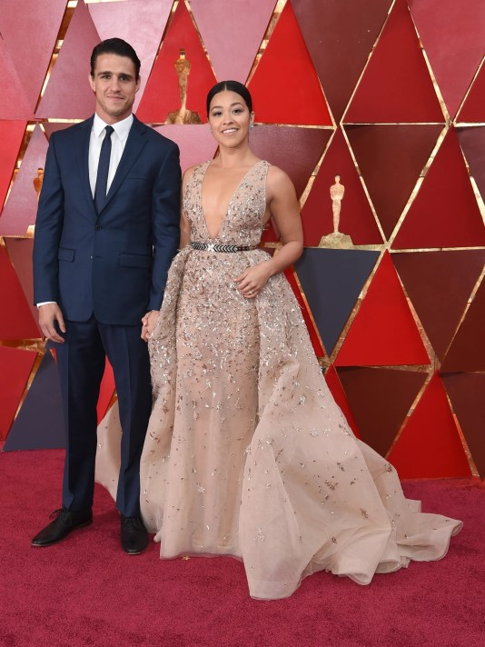 Ap People Gina Rodriguez A Ent File Usa Ca