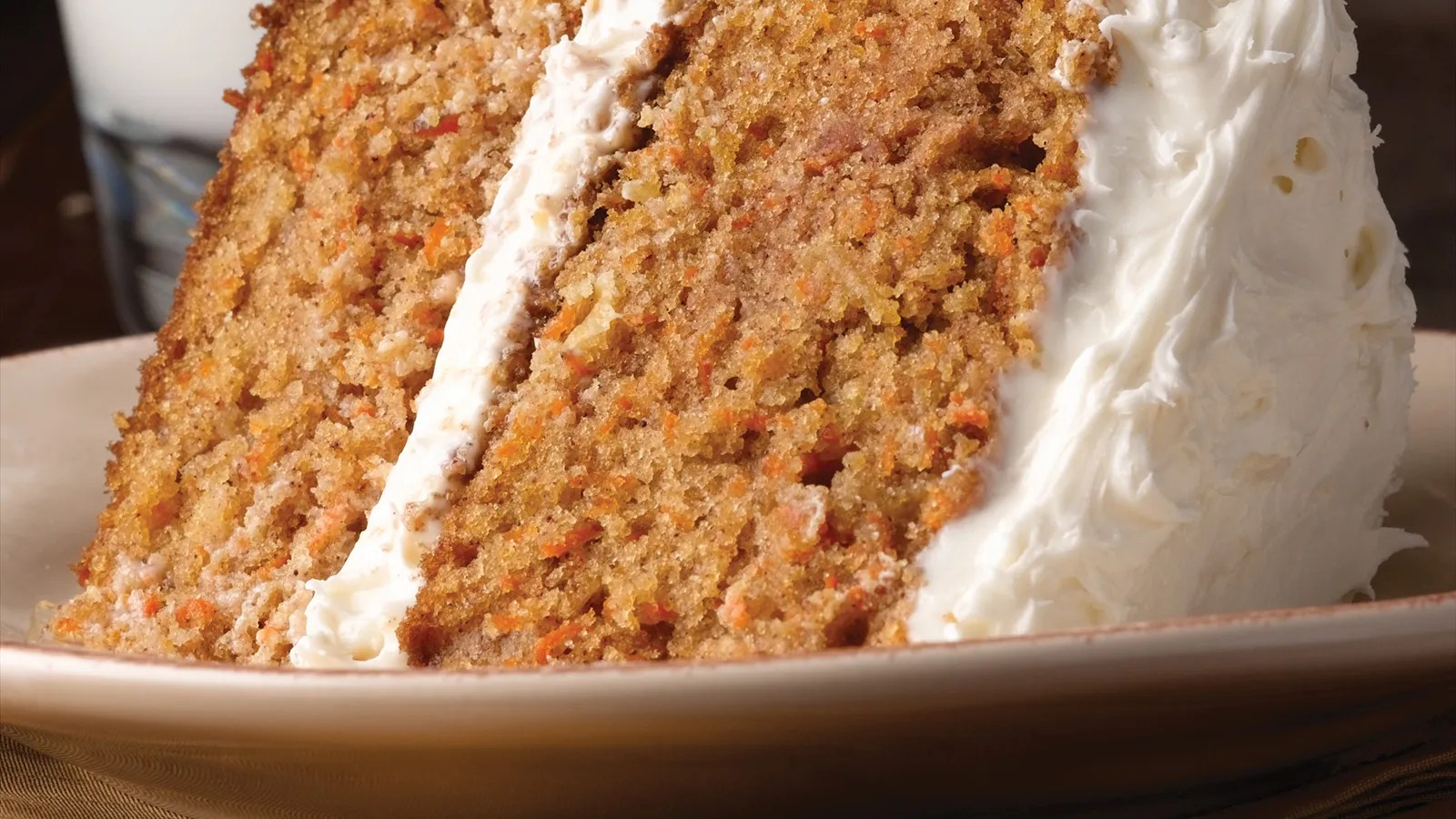 Fresh Market provides recipe for Best Ever Carrot Cake