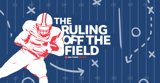 The Ruling Off the Field - USA TODAY Sports NFL Facebook group logo