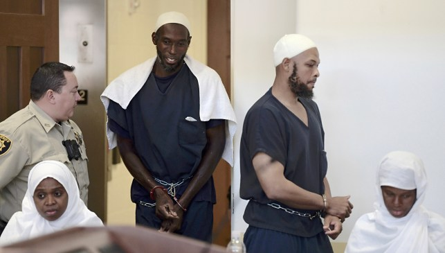 Federal charges filed against former members of New Mexico compound