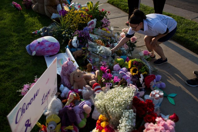 Family mourns slain Colorado mom Shanann Watts and 2 daughters, 'want to see justice done'