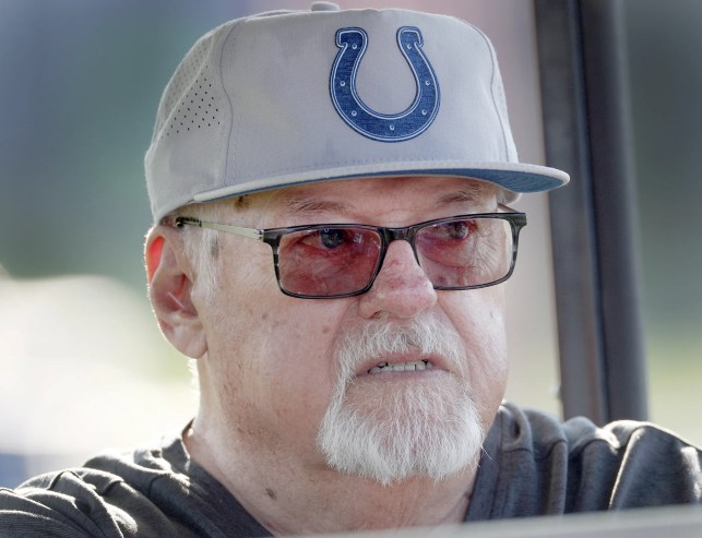 Ex-Colts voice admits to using 'inappropriate word' following report he used racial slur