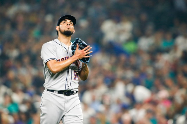 Roberto Osuna opens up about domestic assault charge, second chance in Houston