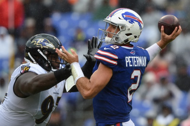 Bills suffer worst Week 1 loss in franchise history with meltdown against Ravens