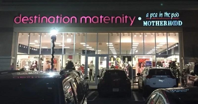 e7cc4ebc174 Destination Maternity Reports First Half Loss Drop In Net S