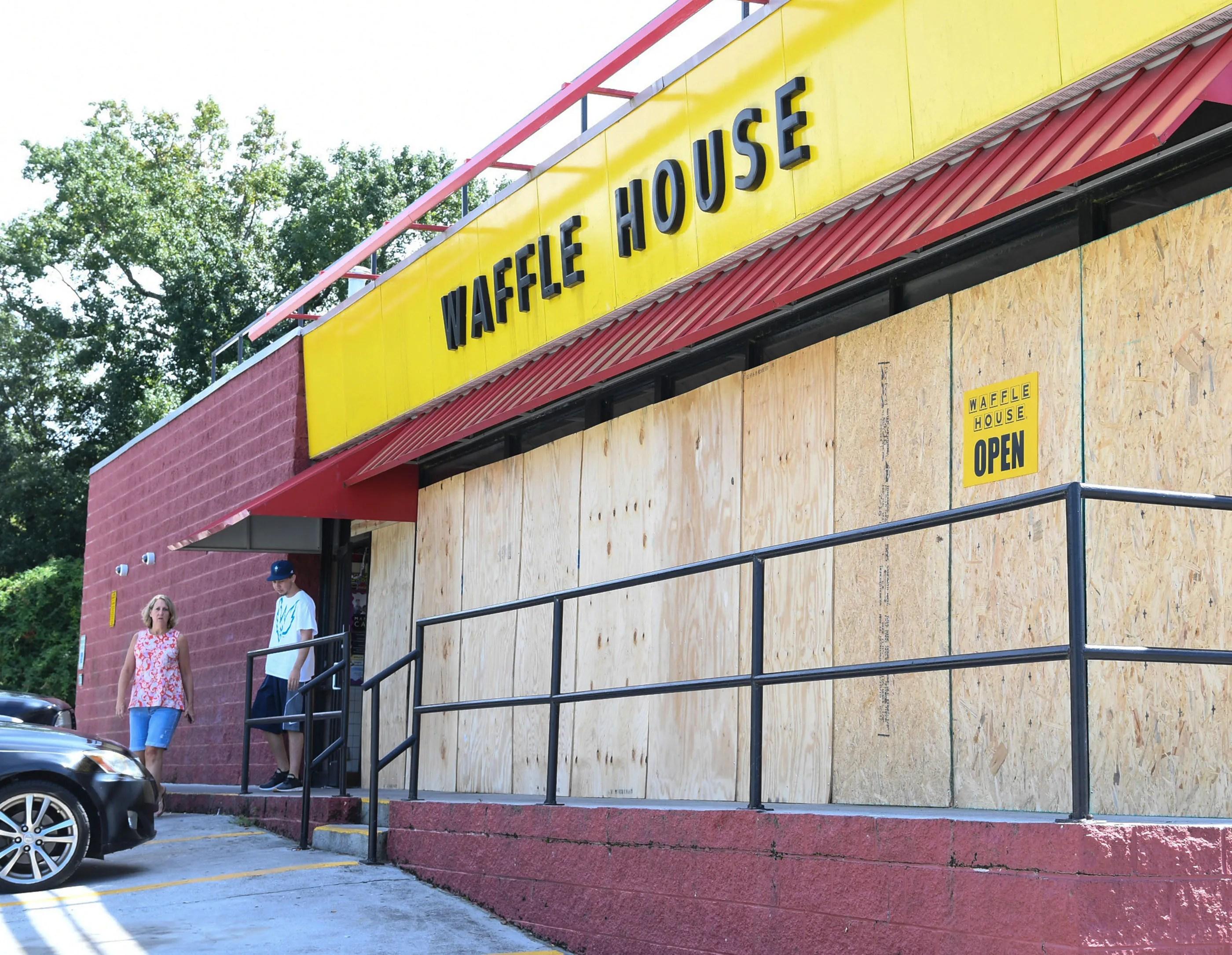 Waffle House Panama City Beach Florida