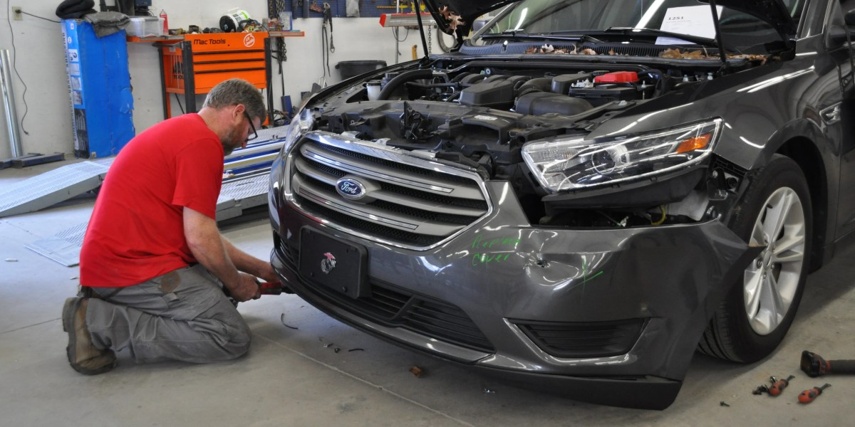 Car Repair Costs Driven Higher By High Tech Features New