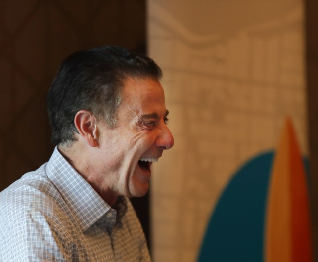 Rick Pitino returns to Louisville seeking 'closure' after bitter exit from school