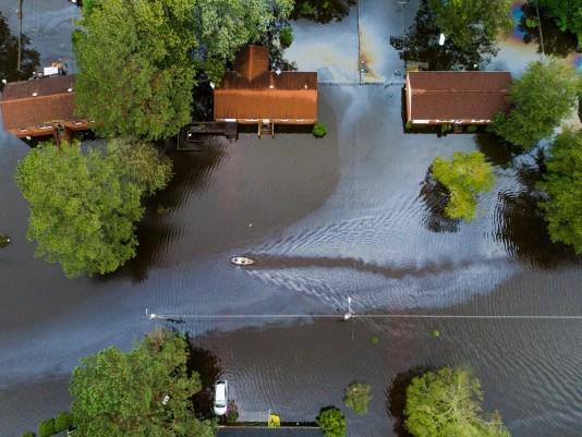 Epa Usa Hurricane Florence Wea Weather Usa Nc