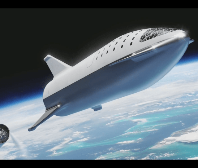 Spacexs Monster Spaceship What Elon Musk Wants You To Know