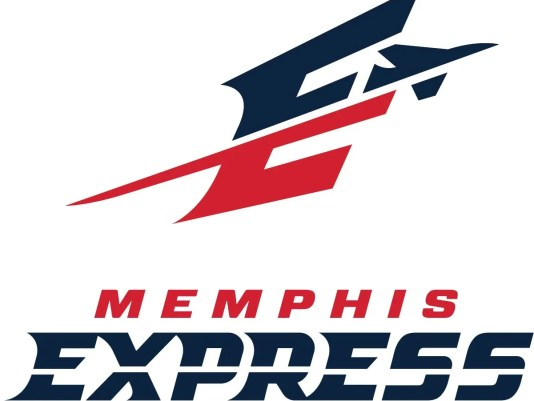 Image result for memphis express logo