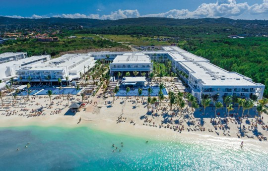 Hotel Riu Reggae is an all-inclusive adults-only hotel in Montego Bay, Jamaica.