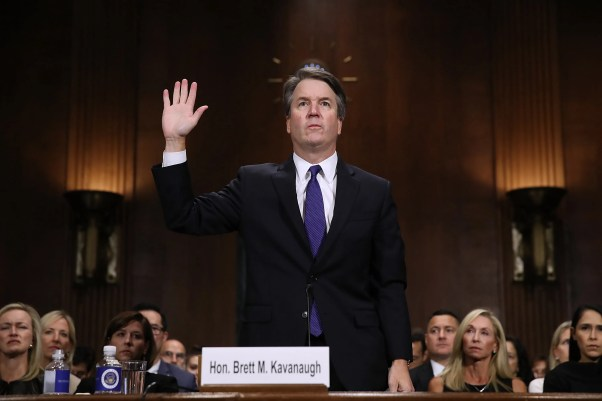 Brett Kavanaugh: The moments that led to a new Supreme Court justice