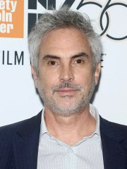 """Writer/director Alfonso Cuaron at the New York Film Festival premiere of """"Roma."""""""