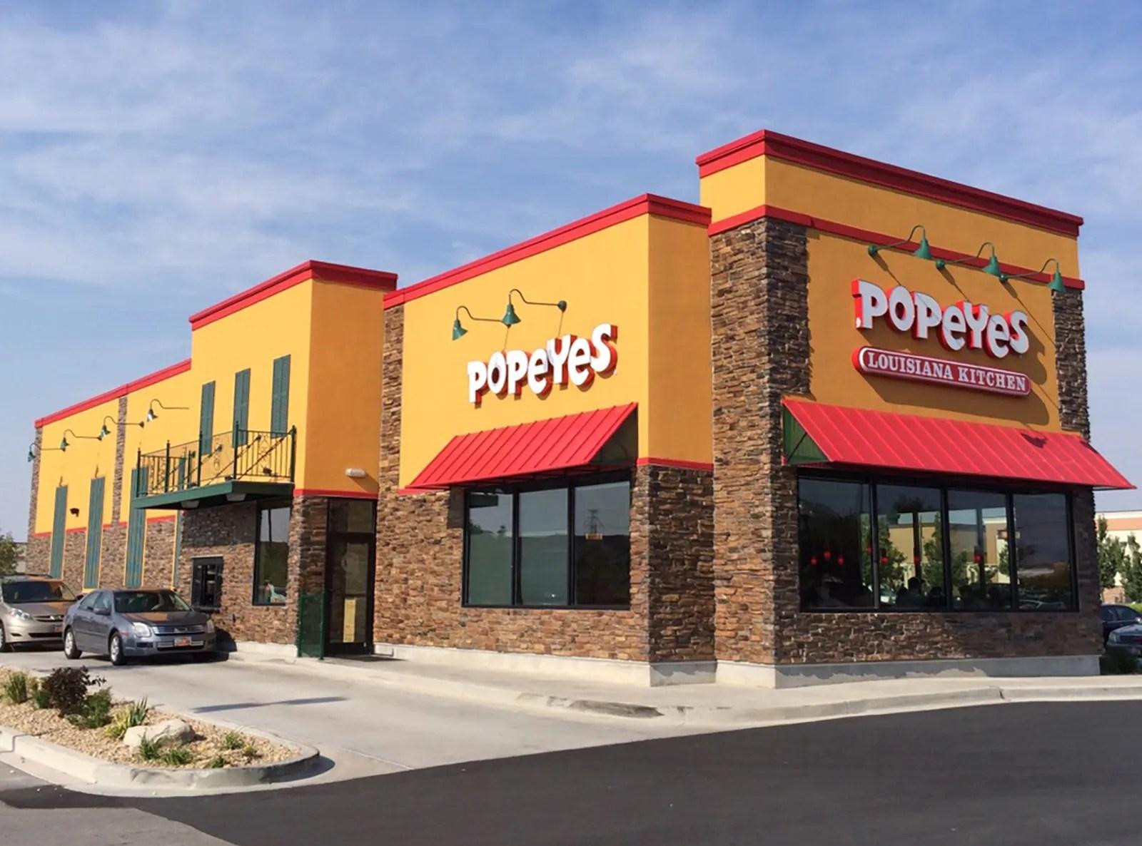 Fast Food Restaurant Locations