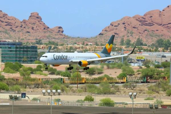 Condor continues Phoenix flights to Germany despite parent company
