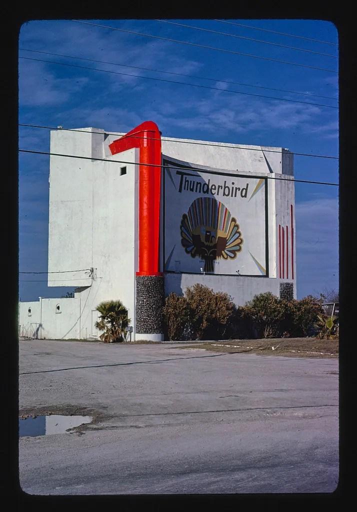 Thunderbird Drive In In Corpus Christi